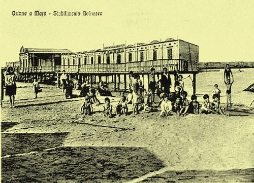 1935 stabilimento balneare dea Venere - Ortona (4772 clic)