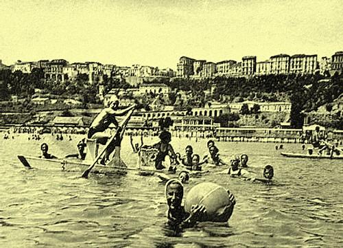1930 la città vista dalla spiaggia  - Ortona (3167 clic)