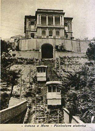 la funicolare 1930 - Ortona (7128 clic)