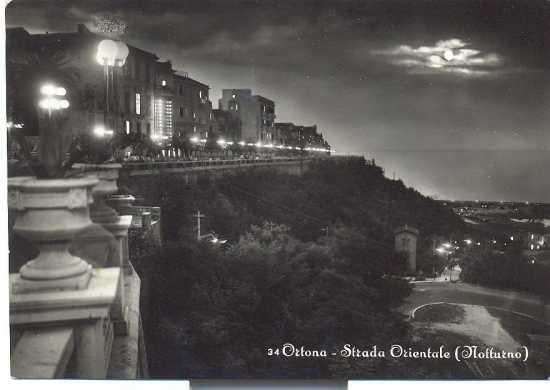 Ortona  notturno 1950 (4004 clic)