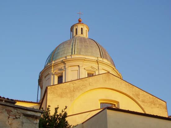 il cupolone della Cattedrale di San Tommaso  - Ortona (2861 clic)