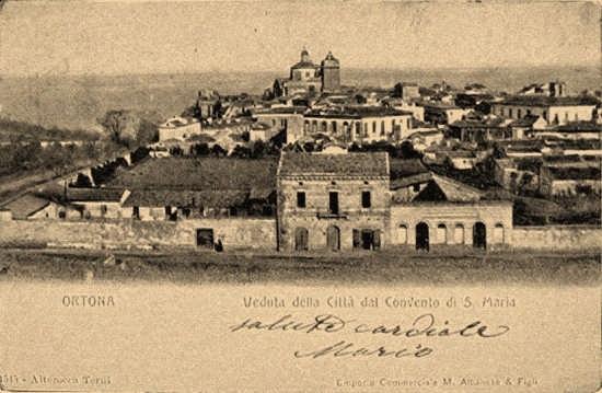 centro storico fine 800 - Ortona (3408 clic)