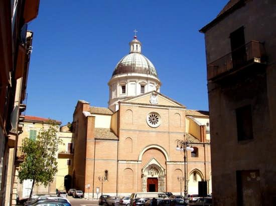 centro storico la Cattedrale Basilica di San Tommaso | ORTONA | Fotografia di Nino Berardi