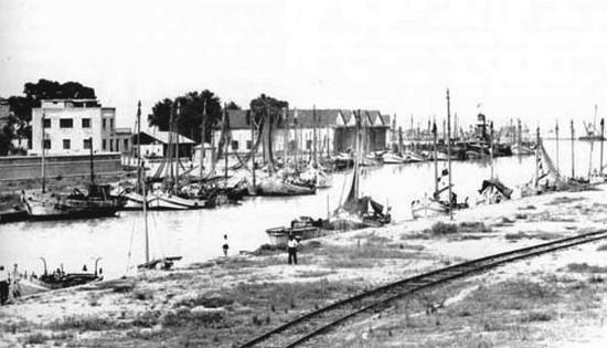 porto fluviale - Pescara (3967 clic)