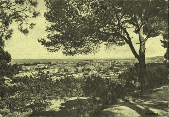 panorama visto dai colli di Pescara (5230 clic)
