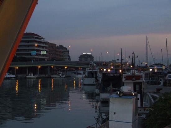 il porto fluviale - Pescara (2346 clic)