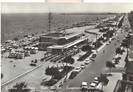 Pescara,la riviera nord 1960 (3912 clic)