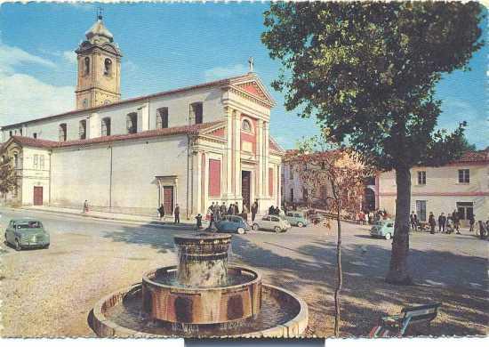 Pescara,Santuario Madonna sette dolori 1960 (5867 clic)