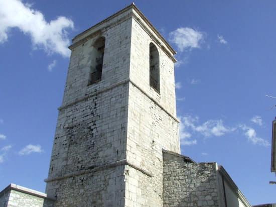 la torre - Pescopennataro (4425 clic)