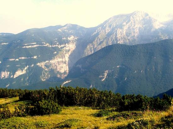 i prati di Passo Lanciano - Pretoro (4071 clic)