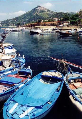 Il porto di Acciaroli (4504 clic)