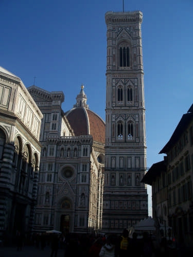 IL CAMPANILE - Firenze (1618 clic)