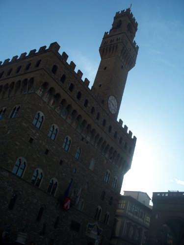 PIAZZA DELLA SIGNORIA - Firenze (1178 clic)