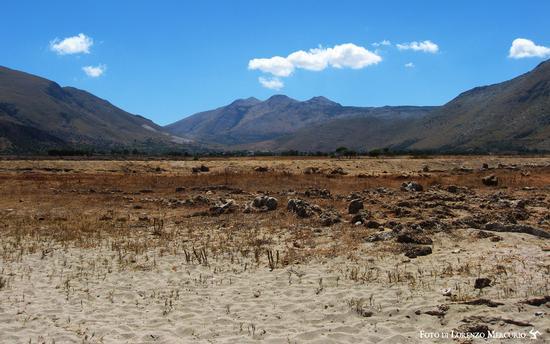 Il deserto tra i monti... - Castelluzzo (4222 clic)