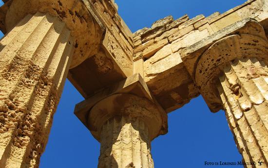 Dimora degli dèi - Selinunte (2635 clic)