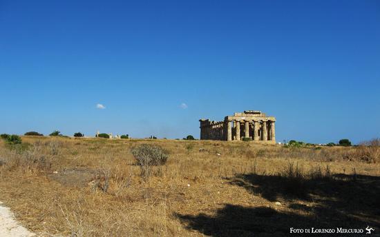 Dimora degli dèi - Selinunte (2157 clic)
