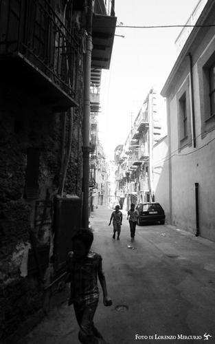 Quartiere ebraico - Palermo (2837 clic)