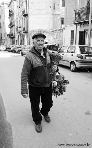 Venditore di Origano - Palermo (2548 clic)