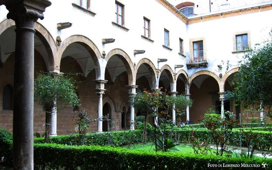 Chiostro di Sant'Agostino - Palermo (2371 clic)