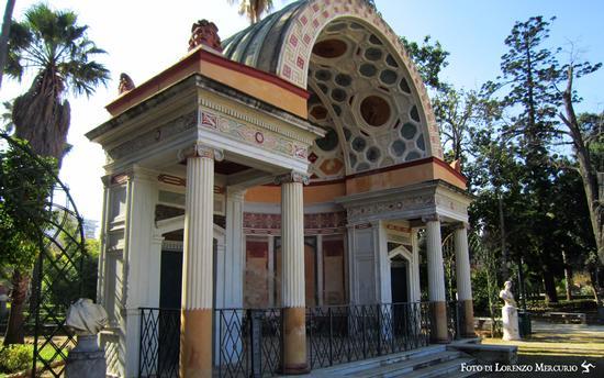 Villa Giulia - Palermo (2259 clic)