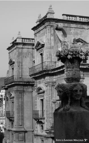 Porta Felice - Palermo (1934 clic)