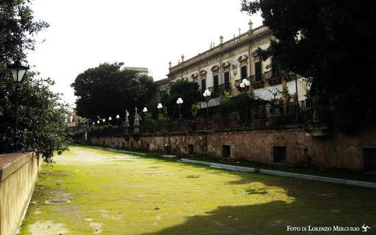 Mura delle Cattive e Palazzo Butera - Palermo (3693 clic)