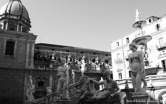 Piazza Pretoria - Palermo (2105 clic)
