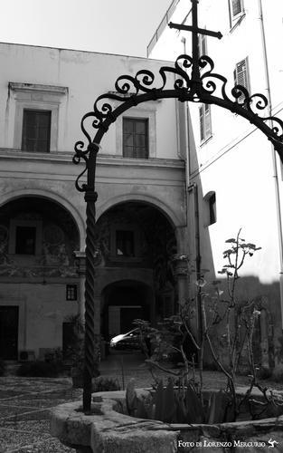 Chiostro della Gancia - Palermo (2026 clic)