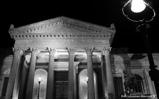 Teatro Massimo - Palermo (1984 clic)