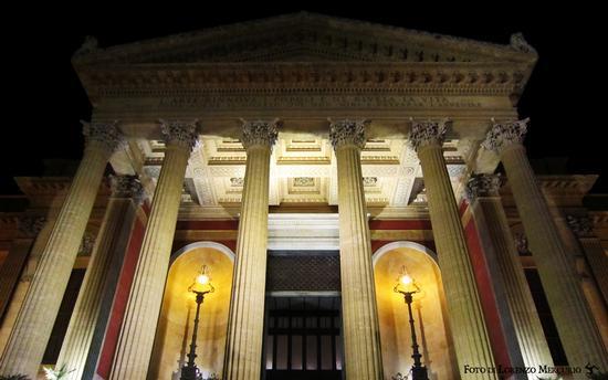 Teatro Massimo - Palermo (3331 clic)