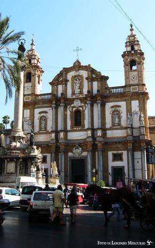 Chiesa di San Domenico - Palermo (2355 clic)