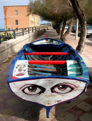 Aspra  -  Gli occhi di Olga (3077 clic)