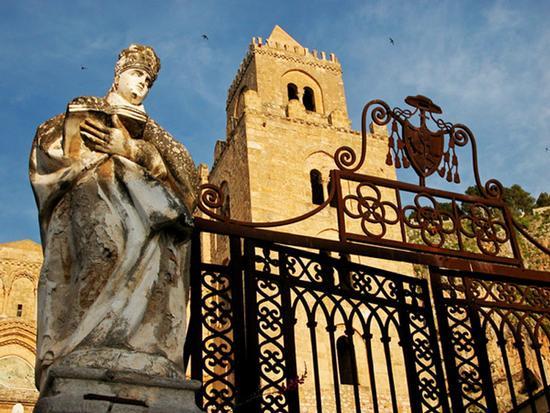 Cefalù - il Duomo (815 clic)