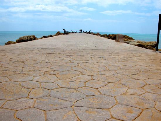 Passeggiata a mare - Selinunte (3945 clic)