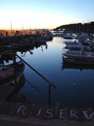 Il porto - Gela (3247 clic)
