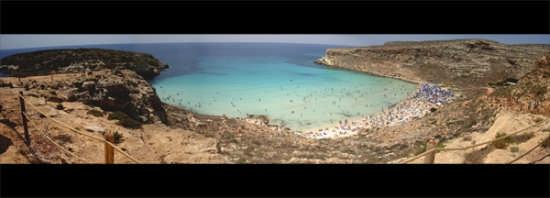 Rabbits Island - Lampedusa (4506 clic)