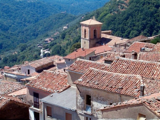 Borgo antico di Scigliano (2661 clic)