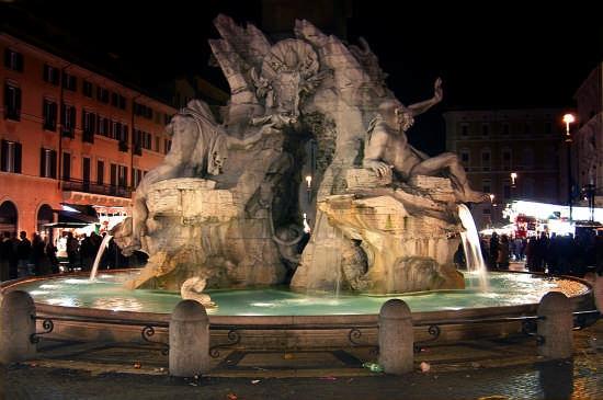Piazza Navona - Roma (2834 clic)