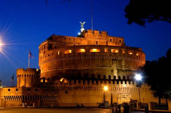 Castel Sant'Angelo - Roma (6224 clic)