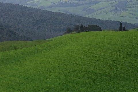 Toscana verde - Volterra (2740 clic)
