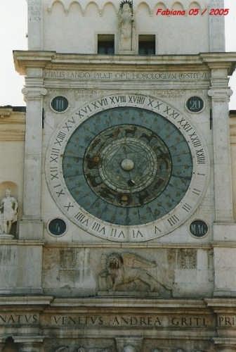 Torre Orologio - Padova (3599 clic)