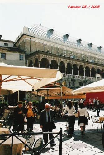 Palazzo della ragione - Padova (2802 clic)