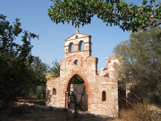 STAITI (RC) - Santa Maria di Tridetti - Brancaleone (4663 clic)