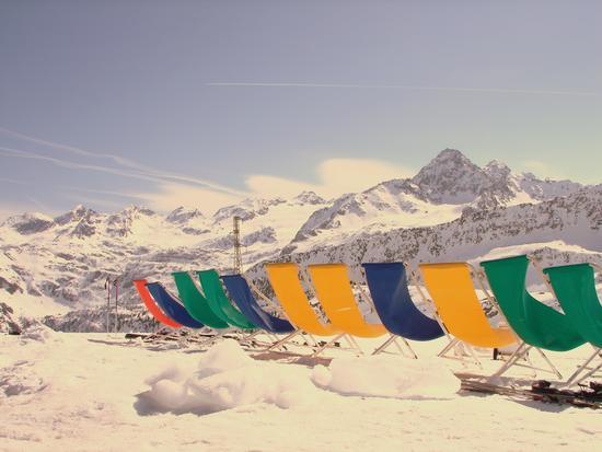 Sun & Snow - La thuile (3440 clic)