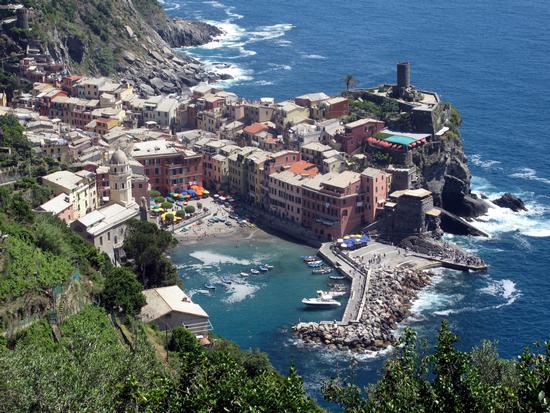 Vernazza - Cinqueterre (3946 clic)