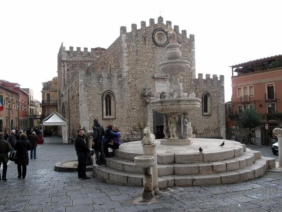 Cattedrale di S.Nicolò - Taormina (3001 clic)