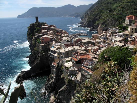 Vernazza - Cinqueterre (3860 clic)