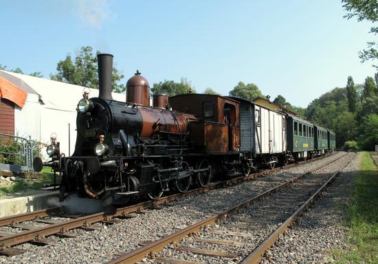 Trenino storico  - Cantello (1072 clic)