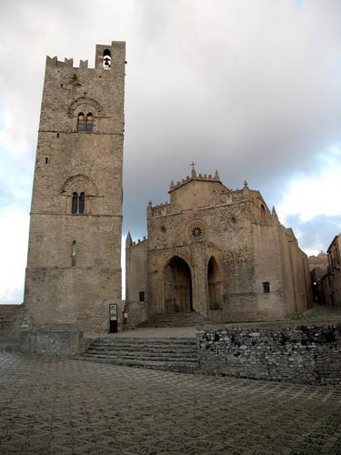 Chiesa Matrice di Erice (725 clic)