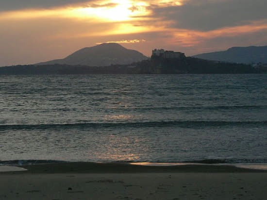 tramonto a Bacoli (3778 clic)